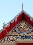 Kyrka av templet Royaltyfria Bilder