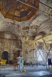 Kyrka av tillträdeet av Herren in i Jerusalem Fotografering för Bildbyråer