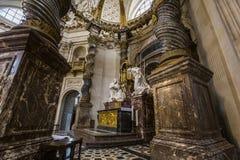 Kyrka av Val de Grace, Paris, Frankrike Royaltyfri Bild