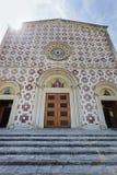 Kyrka av Voltoen Santo di Manoppello Royaltyfri Foto