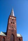 kyrka för 04 aarhus Royaltyfri Bild