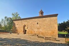 Kyrka för alban Chotari eller Cotari royaltyfri bild