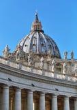 Kyrka för basilika för St Peter ` s royaltyfri bild