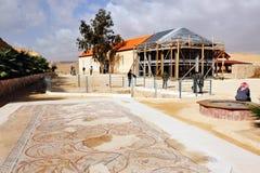 Kyrka för bra barnsamarit - Israel Fotografering för Bildbyråer