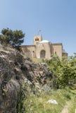 Kyrka för St Andrew's, Jerusalem Arkivfoton