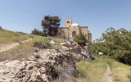 Kyrka för St Andrew's, Jerusalem Royaltyfri Fotografi