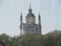 Kyrka för St Andrew ` s royaltyfria bilder