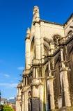 Kyrka för St Catherine i Bryssel Royaltyfri Fotografi
