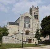 Kyrka för St Charles Royaltyfria Foton