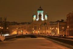 Kyrka för St. Isidorovskaya Royaltyfri Foto