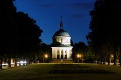 Kyrka för St John Vianney i Poznan Royaltyfri Foto