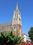 Kyrka för St. Josephs, Aalst Royaltyfria Foton