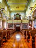 Kyrka för St Mary ` s i Altus, Arkansas royaltyfri fotografi