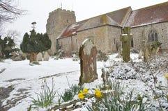 Westham kyrka Royaltyfri Foto