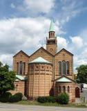 Kyrka för St Matthaus royaltyfri foto