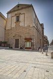 Kyrka för St. Oliva Arkivfoto
