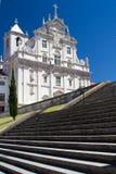 Kyrka i Coimbra Royaltyfri Foto