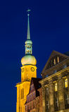 Kyrka i Dortmund Royaltyfria Foton