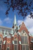 Kyrka i Göteborg Arkivbilder