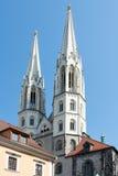 Kyrka i Goerlitz royaltyfria bilder