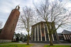 Kyrka i Hasselt, Belgien Royaltyfri Foto