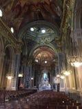 Kyrka i Italia Fotografering för Bildbyråer