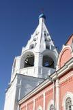 Kyrka i Kolomna Arkivfoto