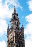 Kyrka i Munich, Tyskland Arkivbild