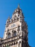 Kyrka i Munich, Tyskland Arkivbilder
