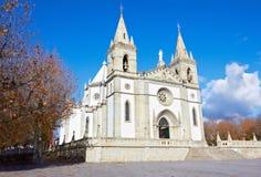 Kyrka i Portugal Royaltyfri Bild