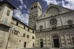 Kyrka i Ravenna Arkivbilder