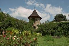 Kyrka i Rumänien Fotografering för Bildbyråer