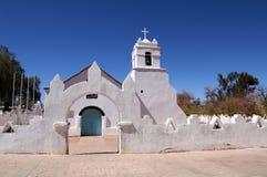Kyrka i San Predo Fotografering för Bildbyråer
