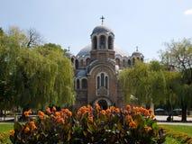 Kyrka i Sofia royaltyfria bilder