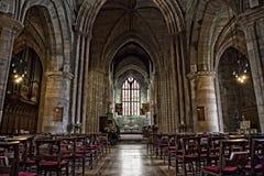 Kyrka i Stirling Arkivfoto