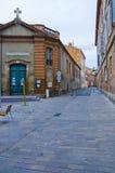 Kyrka i Toulouse Arkivfoton