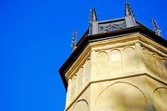 Kyrka kapell, ställe av dyrkan, gudstjänster arkivfoto