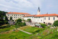 Kyrka Rijeka, Kroatien Royaltyfria Bilder