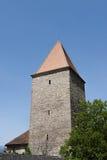 Kyrka - torn Royaltyfria Bilder