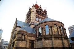 kyrkaclosen sköt upp trinity Royaltyfri Bild