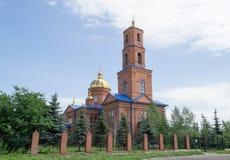Kyrkan Royaltyfria Foton