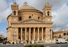Kyrkan av antagandet av vår dam Arkivbilder