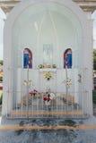 Kyrkan av antagandet grundades i 1786, det lokaliseras i den Farquhar gatan, George Town Royaltyfri Foto