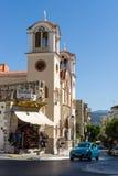 Kyrkan av den heliga trinityen Fotografering för Bildbyråer