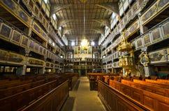 Kyrkan av fred i Jawor, Polen arkivbilder