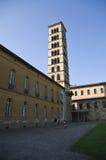 Kyrkan av fred i Sanssoussi parkerar, Potsdam Arkivbilder