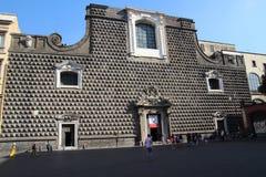 Kyrkan av Gesà ¹ Nuovo royaltyfri fotografi