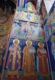 Kyrkan av helgonet Sava i Belgrade, Serbien royaltyfria bilder