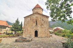 Kyrkan av Kish arkivfoto