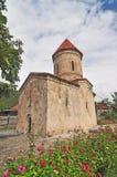 Kyrkan av Kish royaltyfri fotografi